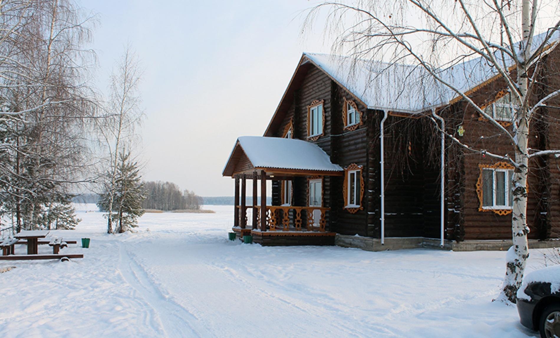 """База отдыха """"Белый Яр"""" Костромская область, фото 16"""