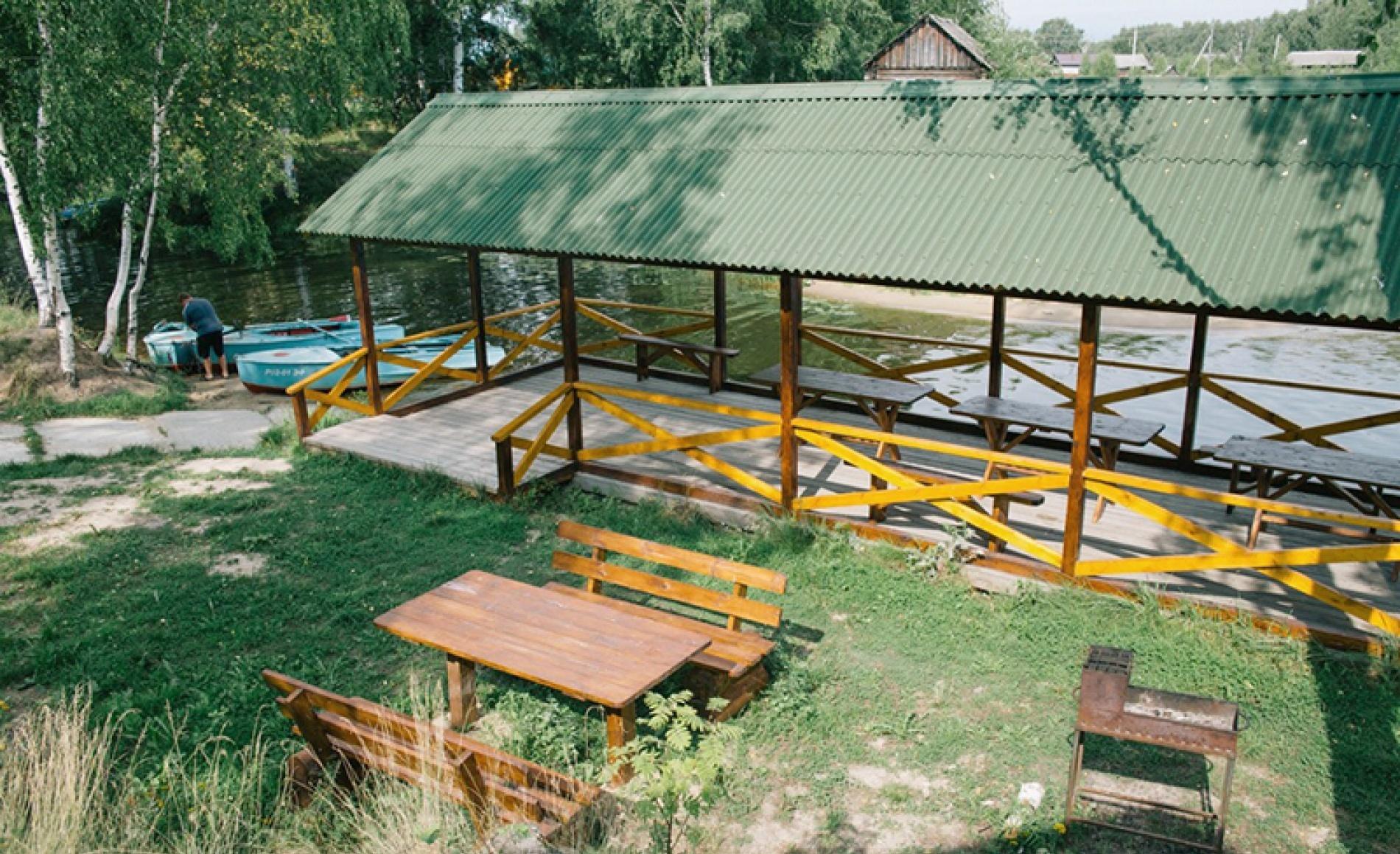 """База отдыха """"Белый Яр"""" Костромская область, фото 5"""