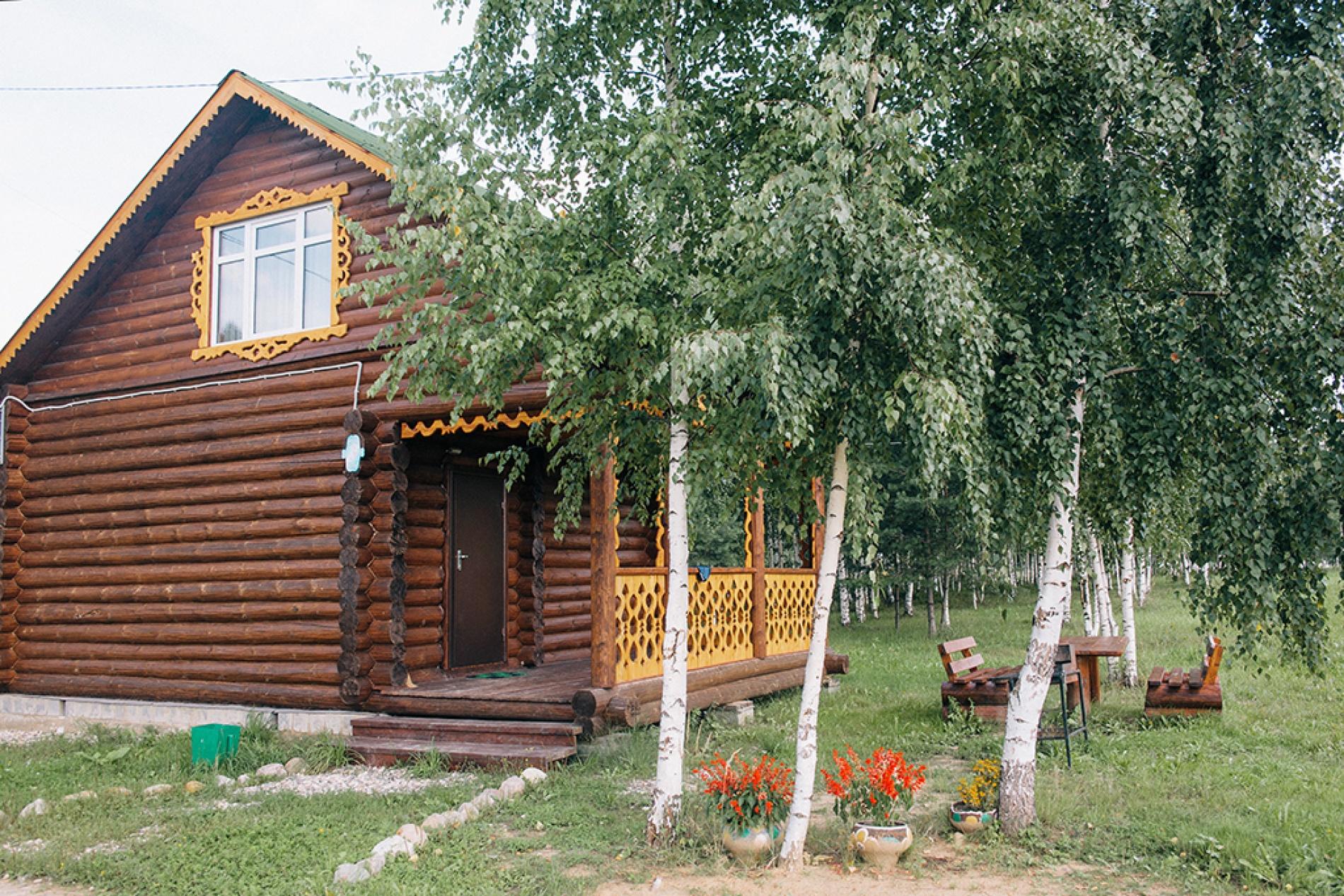 """База отдыха """"Белый Яр"""" Костромская область Дом №3, фото 1"""