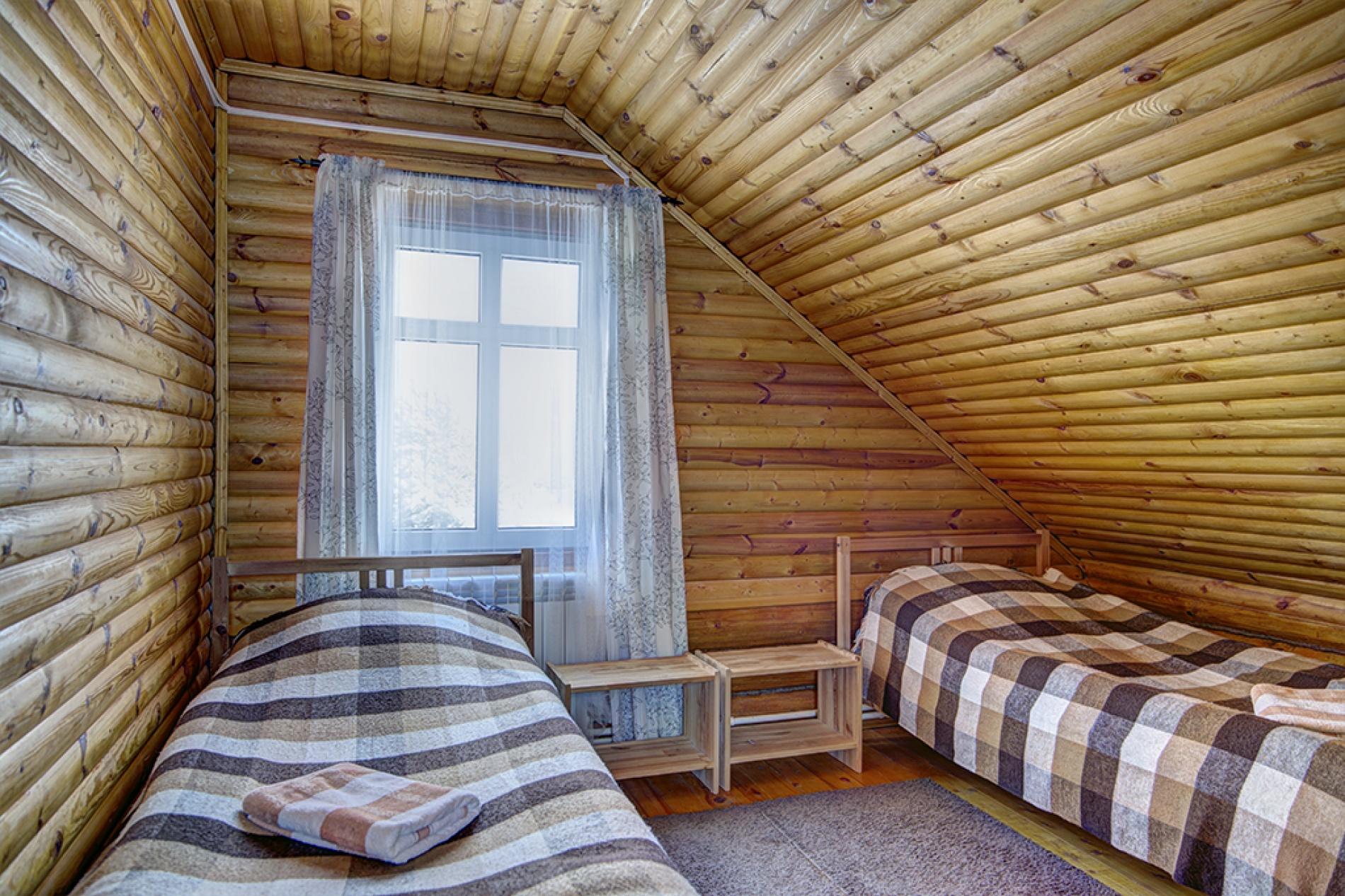 """База отдыха """"Белый Яр"""" Костромская область Дом №3, фото 4"""