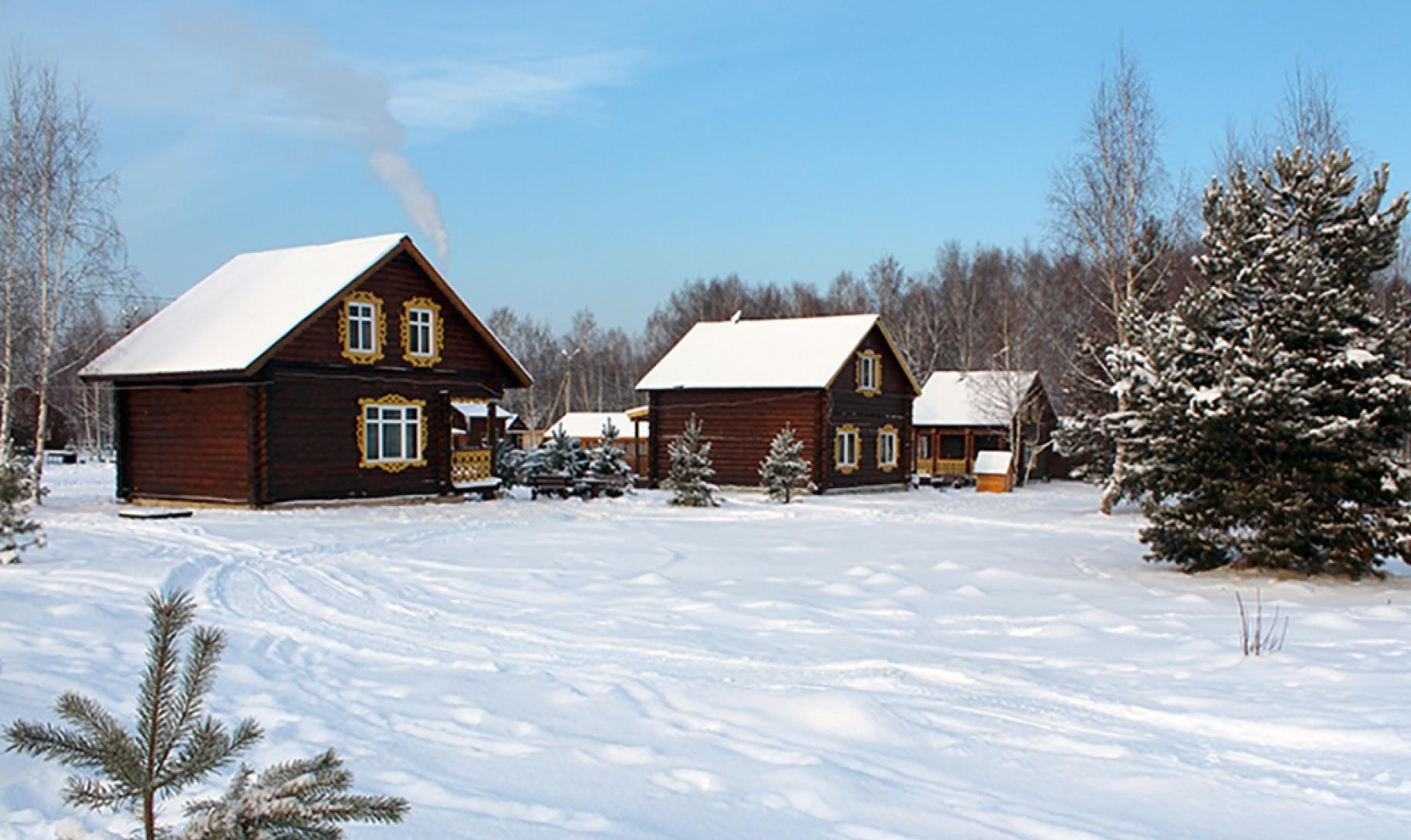 """База отдыха """"Белый Яр"""" Костромская область, фото 17"""