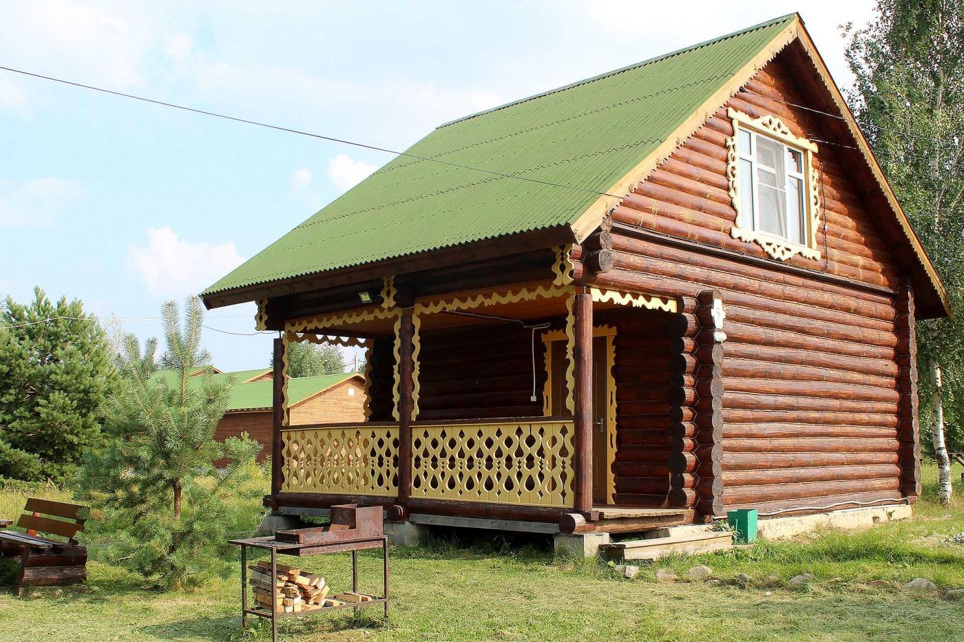 База отдыха «Белый Яр» Костромская область Дом №5, фото 1