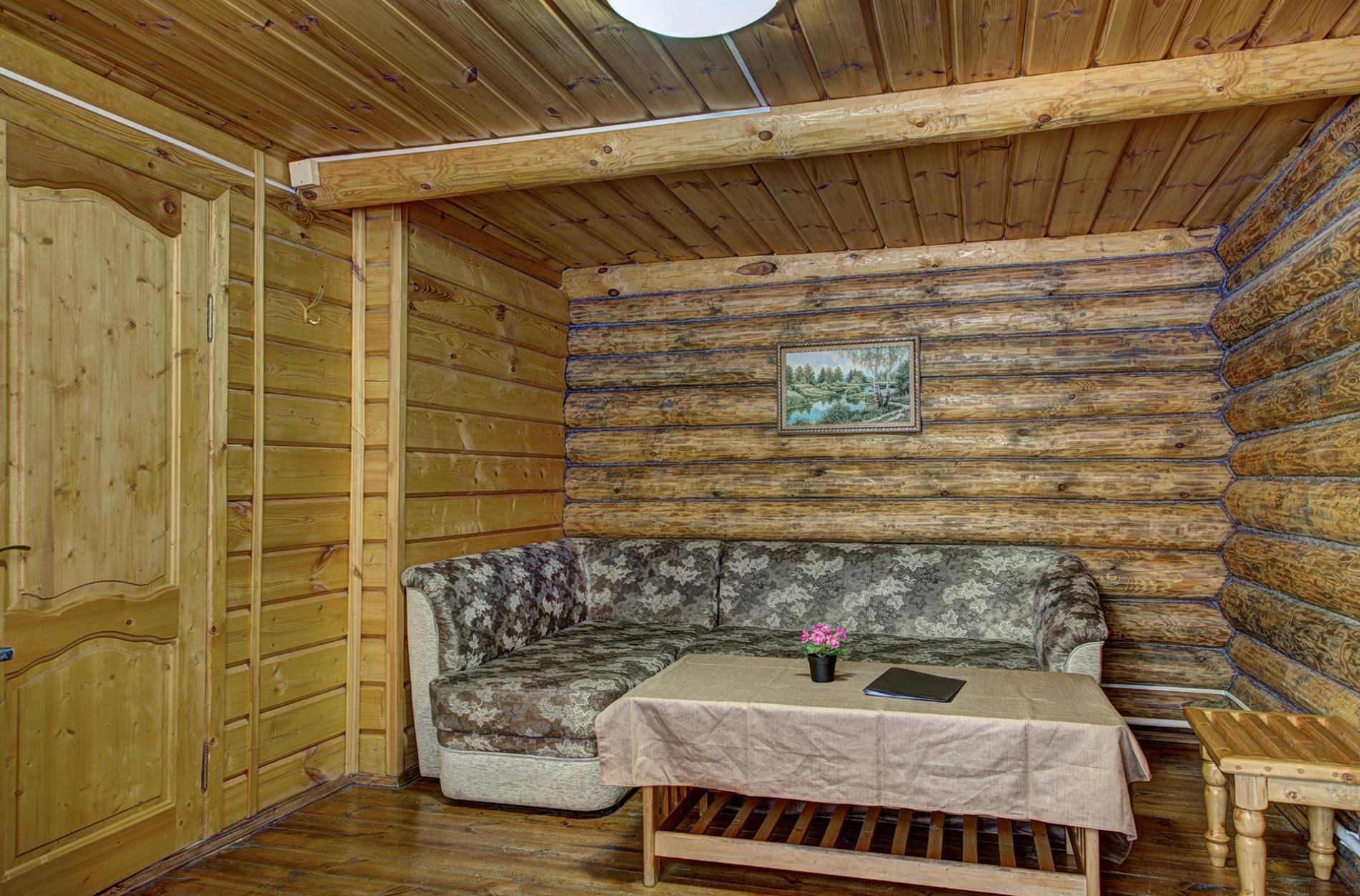"""База отдыха """"Белый Яр"""" Костромская область Дом №1, фото 3"""