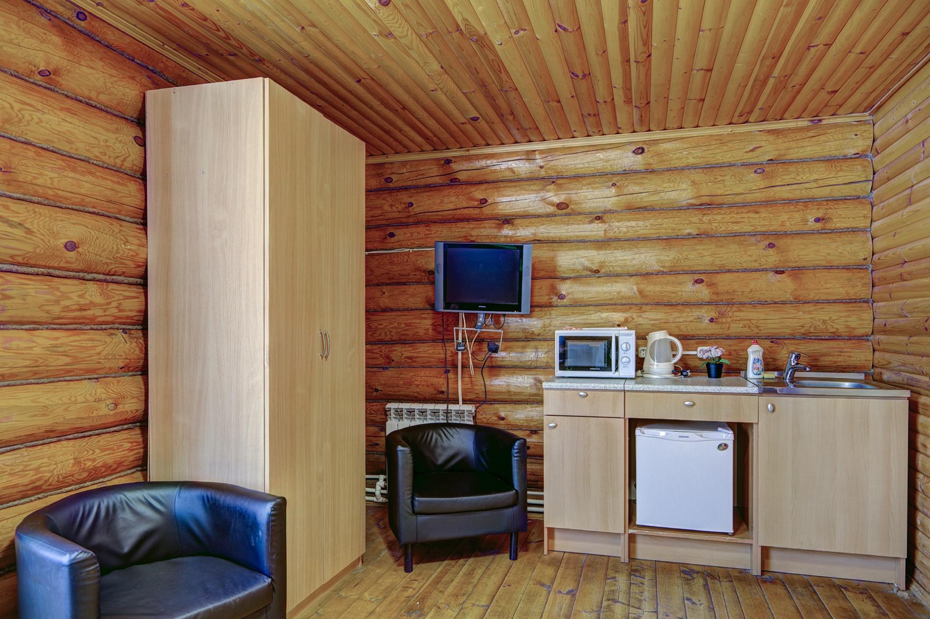 """База отдыха """"Белый Яр"""" Костромская область Дом №5, фото 6"""