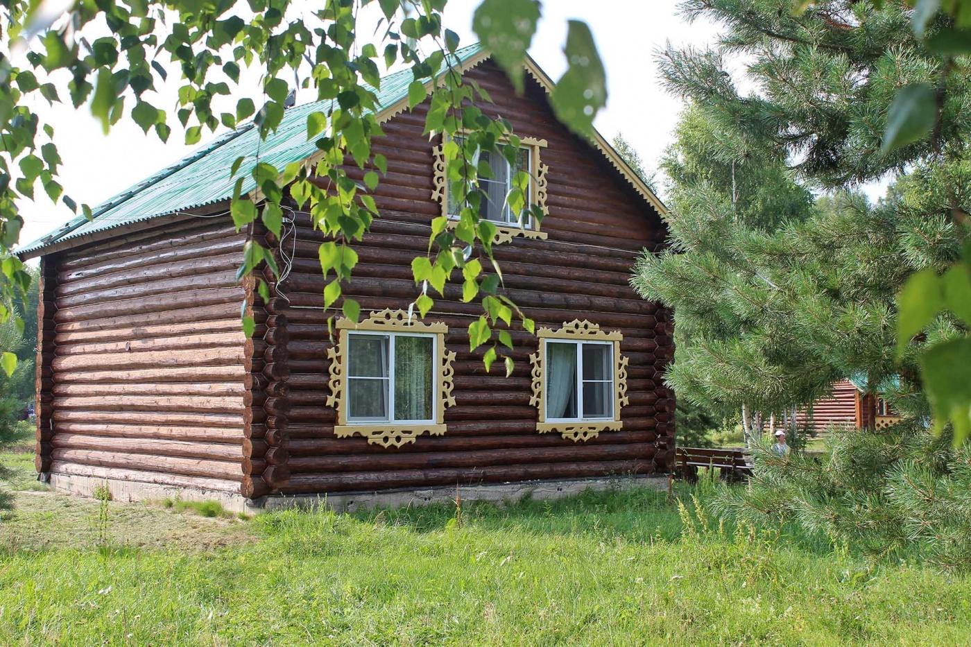 База отдыха «Белый Яр» Костромская область Дом №4, фото 1