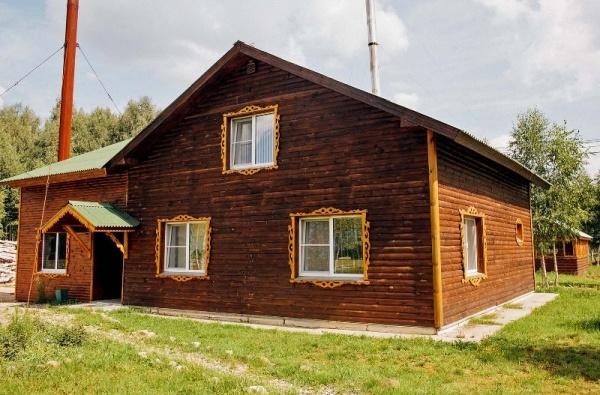 База отдыха «Белый Яр» Костромская область Номер №82 в гостинице (Дом №8) , фото 1