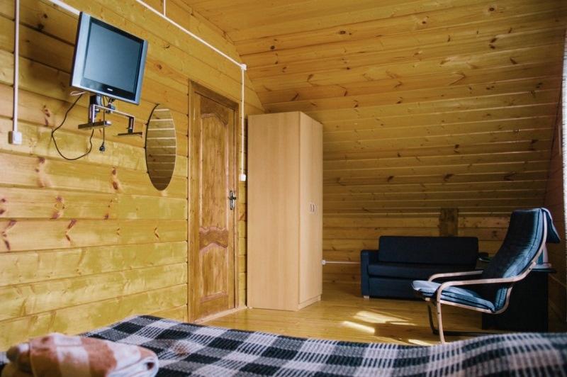 База отдыха «Белый Яр» Костромская область Номер №82 в гостинице (Дом №8) , фото 3