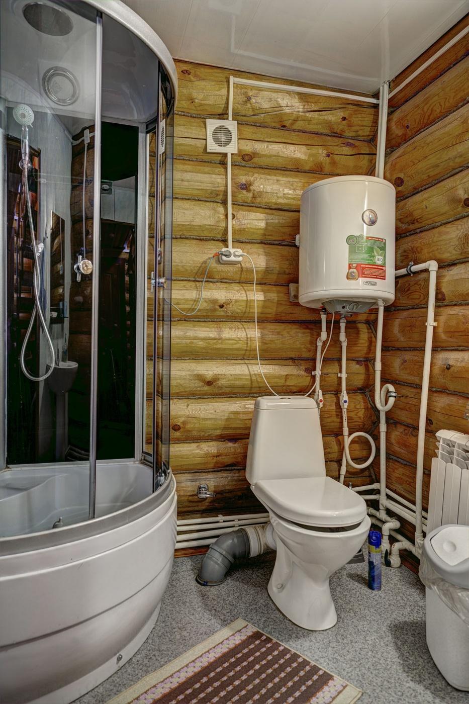 База отдыха «Белый Яр» Костромская область Дом №4, фото 8