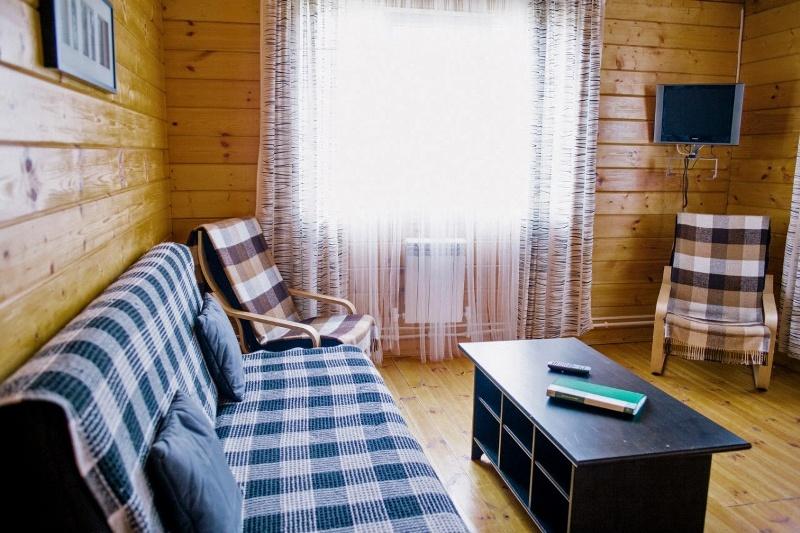 База отдыха «Белый Яр» Костромская область Номер №83 в гостинице (Дом №8), фото 3