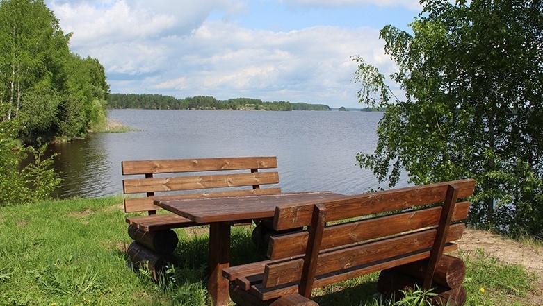База отдыха «Белый Яр» Костромская область, фото 14