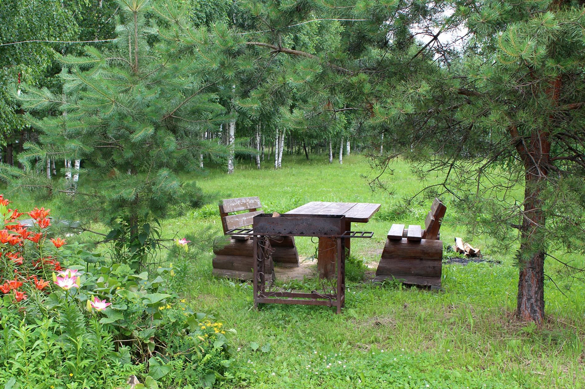 """База отдыха """"Белый Яр"""" Костромская область Дом №5, фото 2"""
