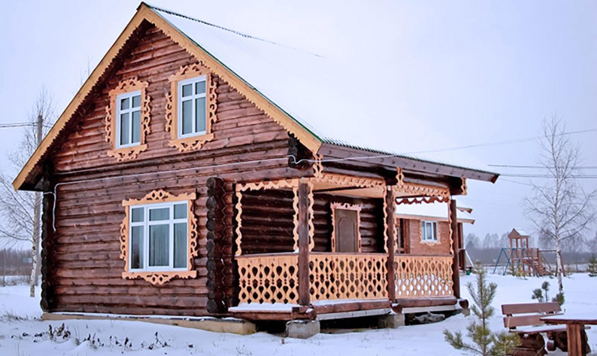"""База отдыха """"Белый Яр"""" Костромская область Дом №5, фото 8"""