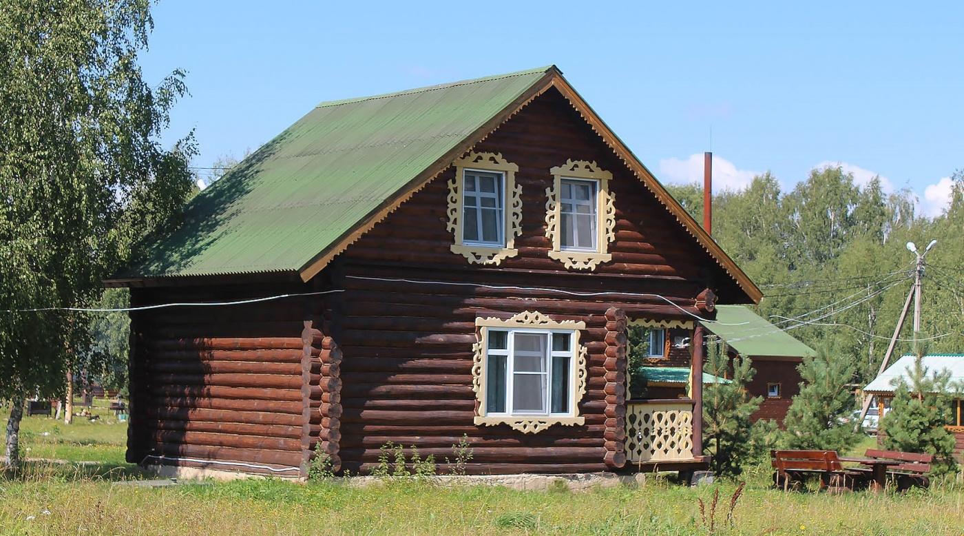 База отдыха «Белый Яр» Костромская область, фото 5