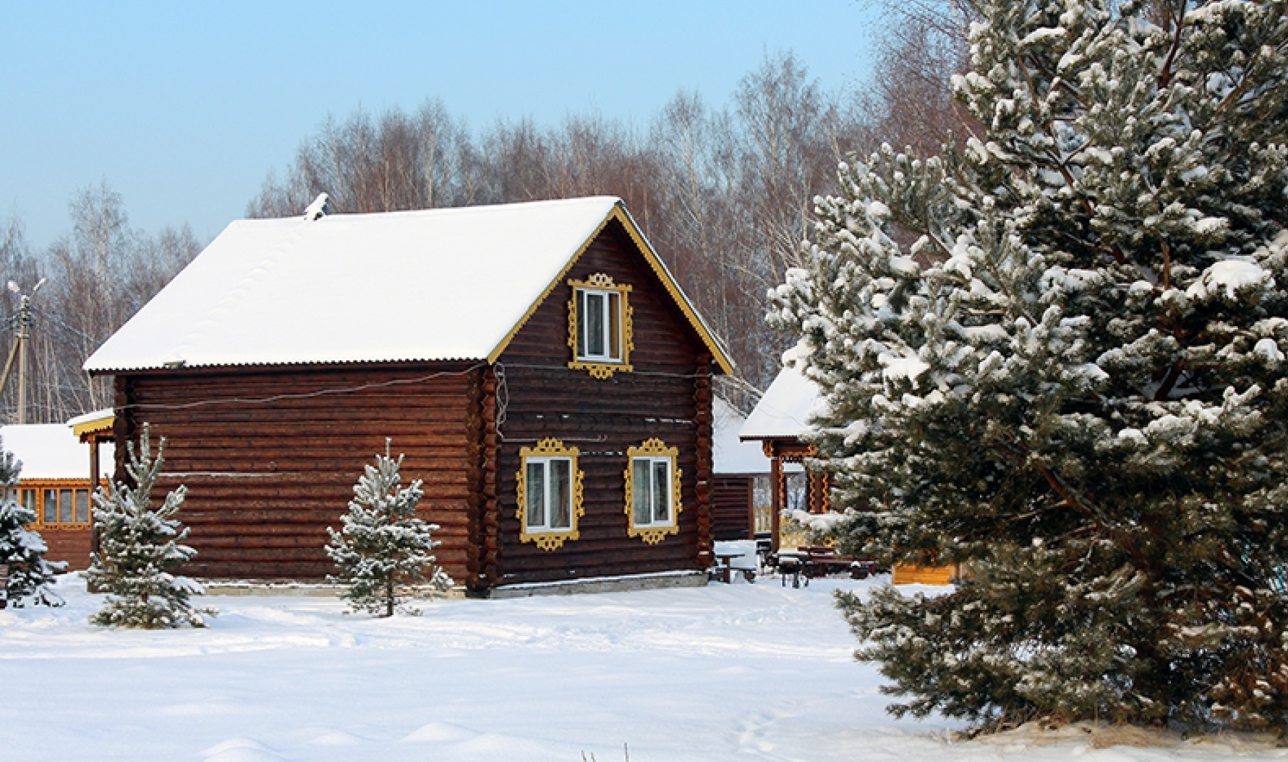 """База отдыха """"Белый Яр"""" Костромская область, фото 18"""