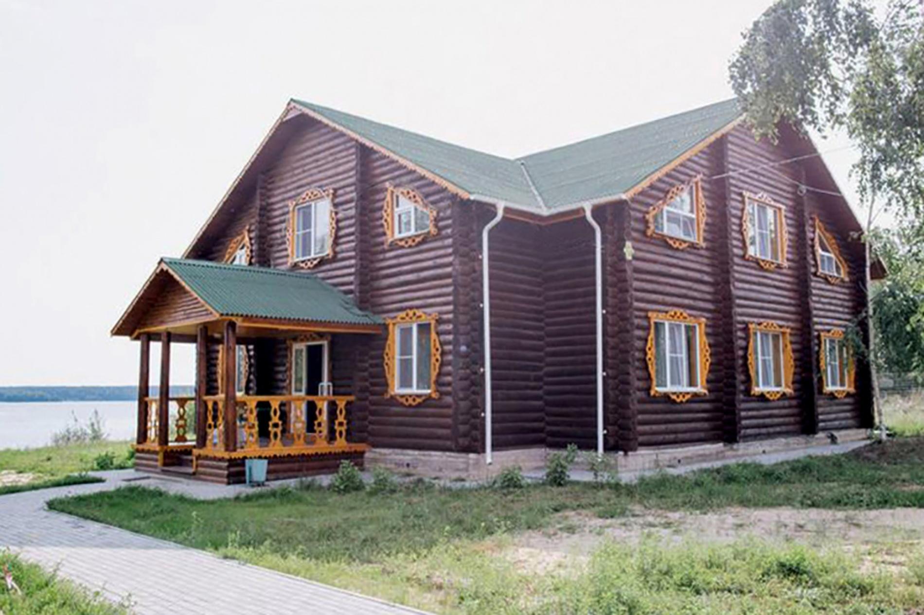 """База отдыха """"Белый Яр"""" Костромская область Номер №05, 09, 10, 11 в гостинице, фото 1"""