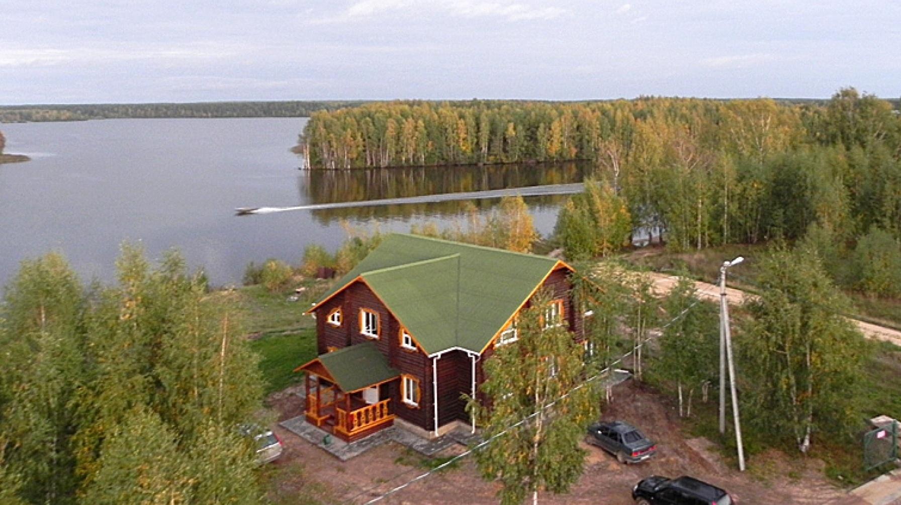 """База отдыха """"Белый Яр"""" Костромская область, фото 9"""