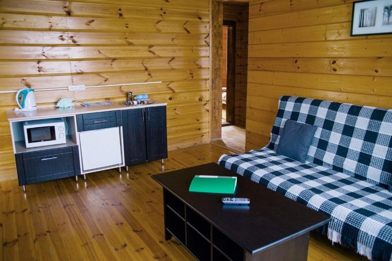 База отдыха «Белый Яр» Костромская область Номер №81, 84 в гостинице (Дом №8), фото 5