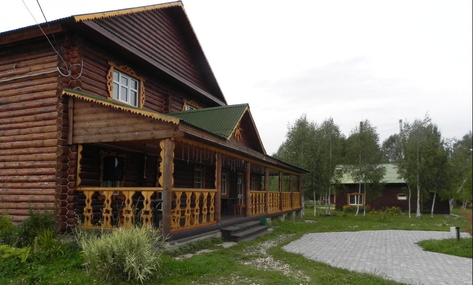 """База отдыха """"Белый Яр"""" Костромская область, фото 2"""