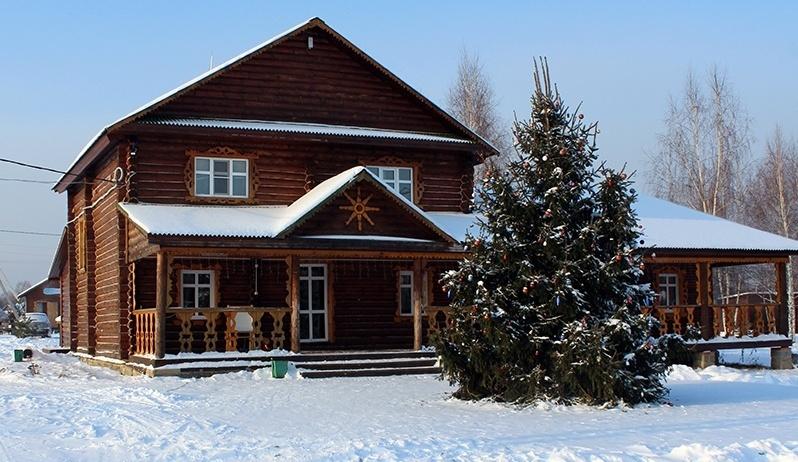 База отдыха «Белый Яр» Костромская область, фото 1