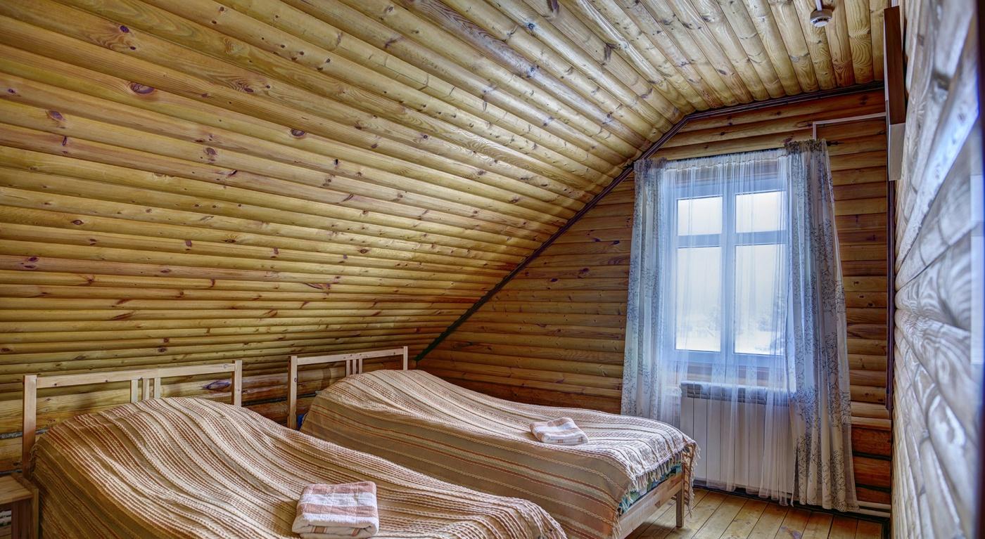 База отдыха «Белый Яр» Костромская область Дом №5, фото 3