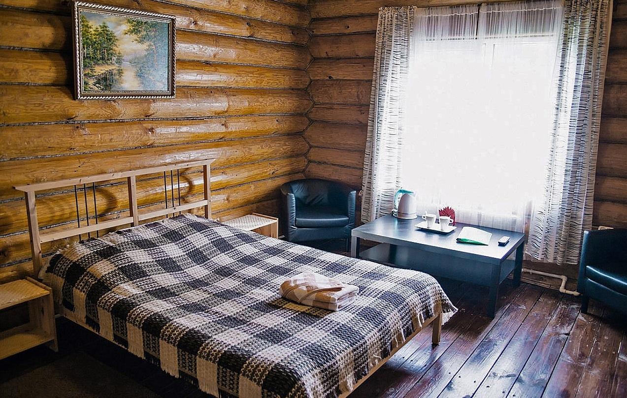 База отдыха «Белый Яр» Костромская область, фото 28