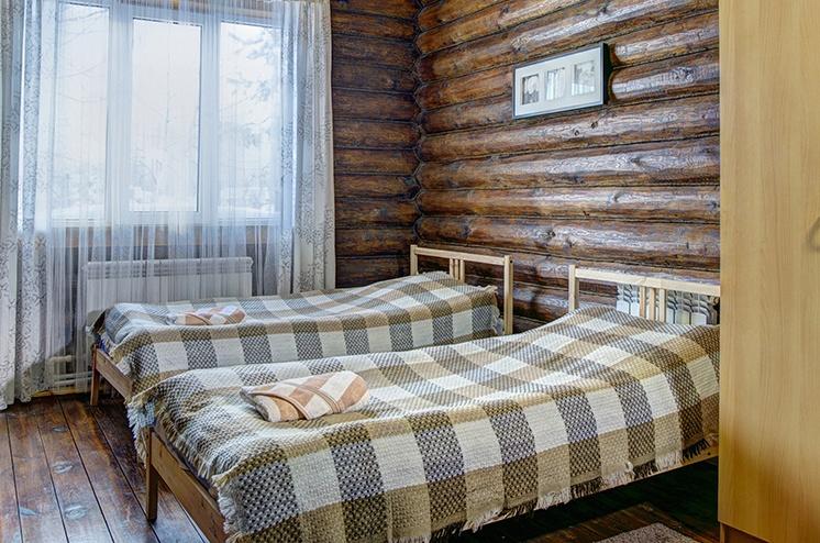 База отдыха «Белый Яр» Костромская область Дом №4, фото 5