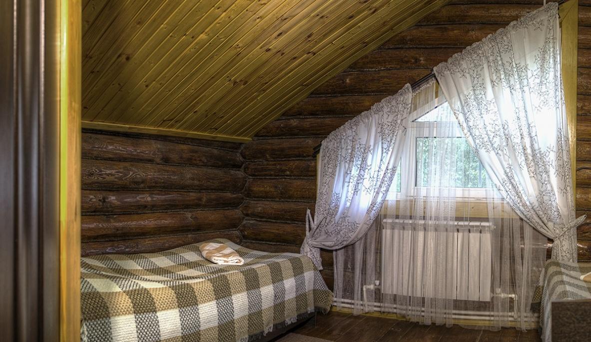 """База отдыха """"Белый Яр"""" Костромская область Номер №05, 09, 10, 11 в гостинице, фото 3"""