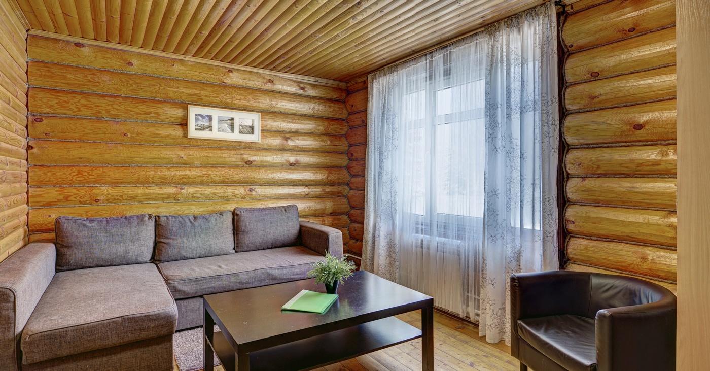 База отдыха «Белый Яр» Костромская область Дом №5, фото 4