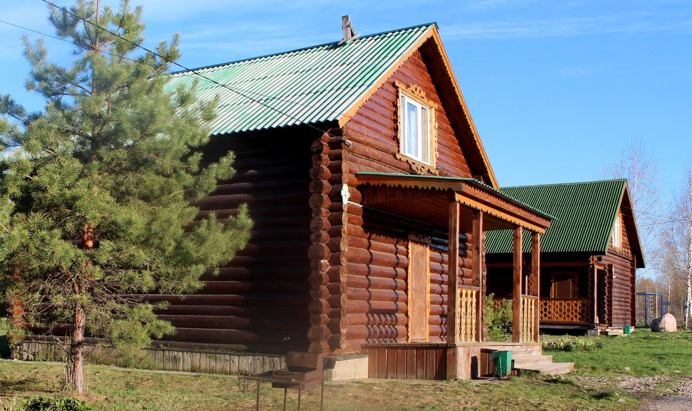 База отдыха «Белый Яр» Костромская область, фото 3