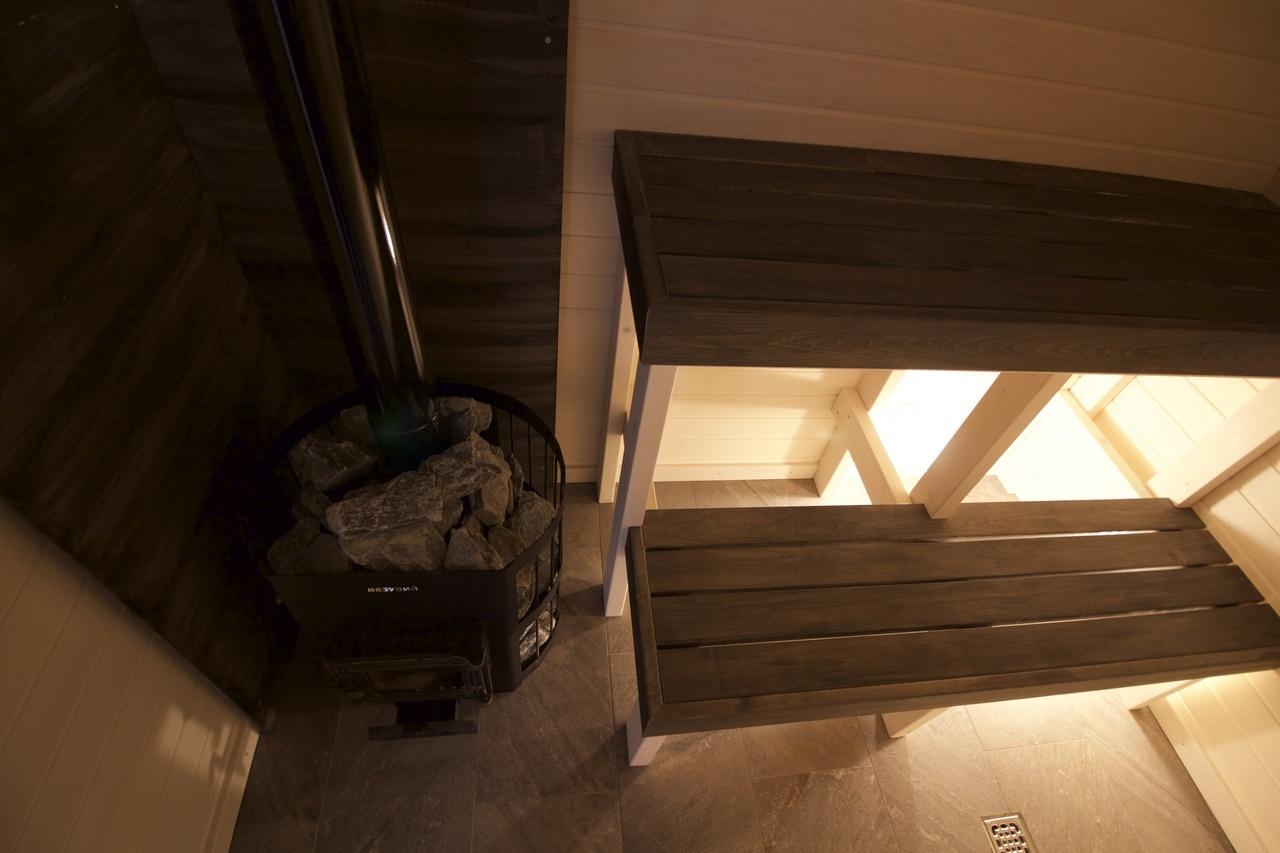 Коттеджный комплекс «Ахвенлампи» Республика Карелия Тини Хаус, фото 14