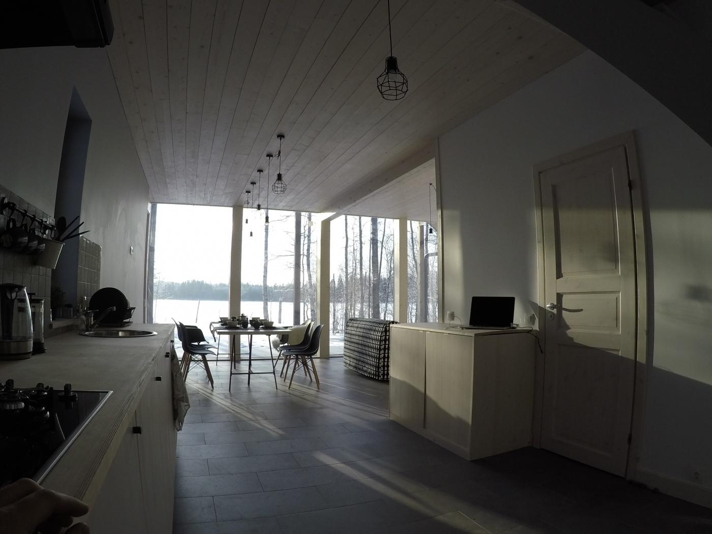 Коттеджный комплекс «Ахвенлампи» Республика Карелия Лофт-хаус «Матриярви», фото 8