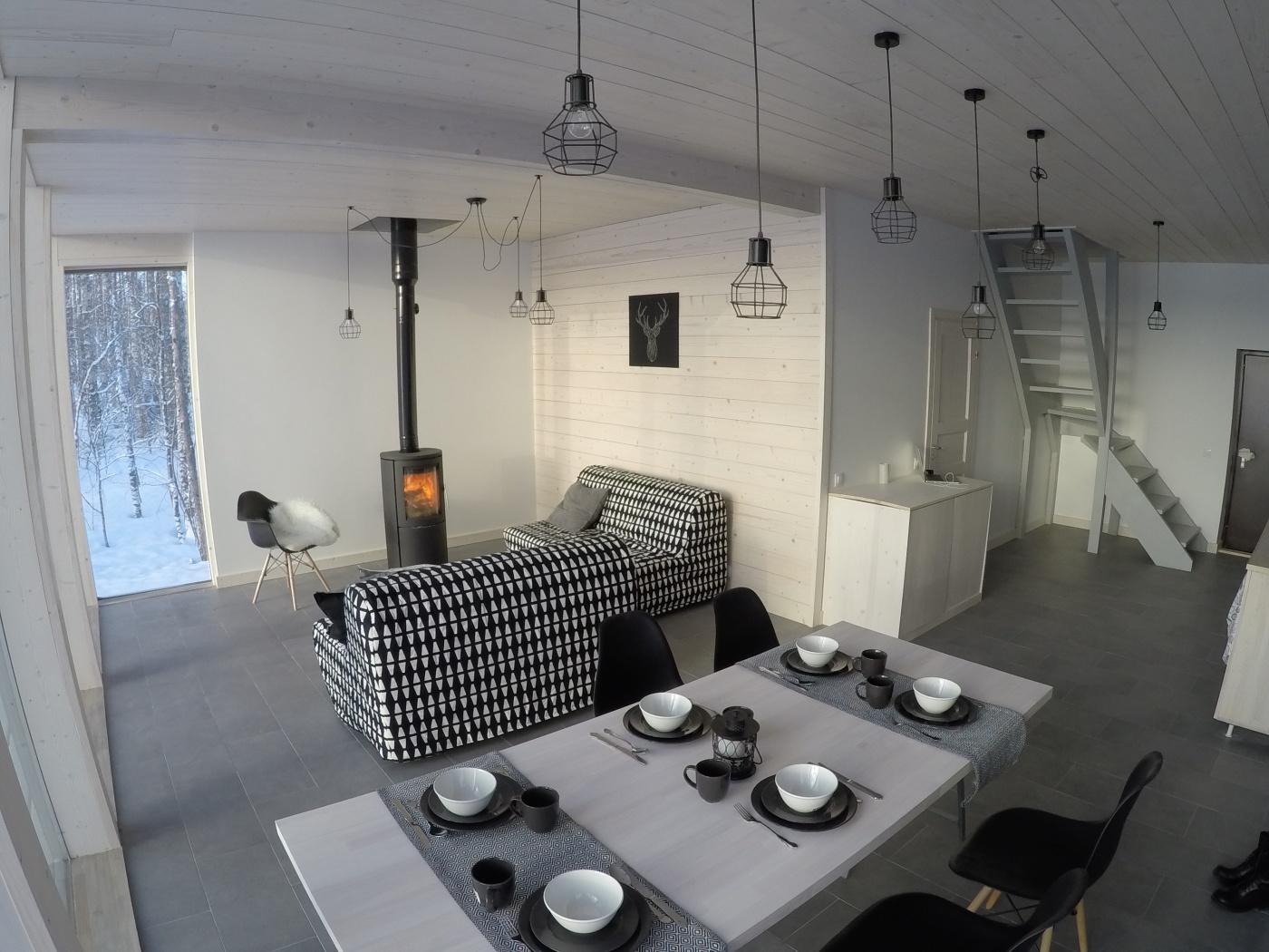 Коттеджный комплекс «Ахвенлампи» Республика Карелия Лофт-хаус «Матриярви», фото 10
