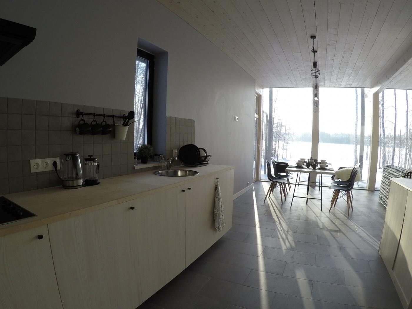 Коттеджный комплекс «Ахвенлампи» Республика Карелия Лофт-хаус «Матриярви», фото 12