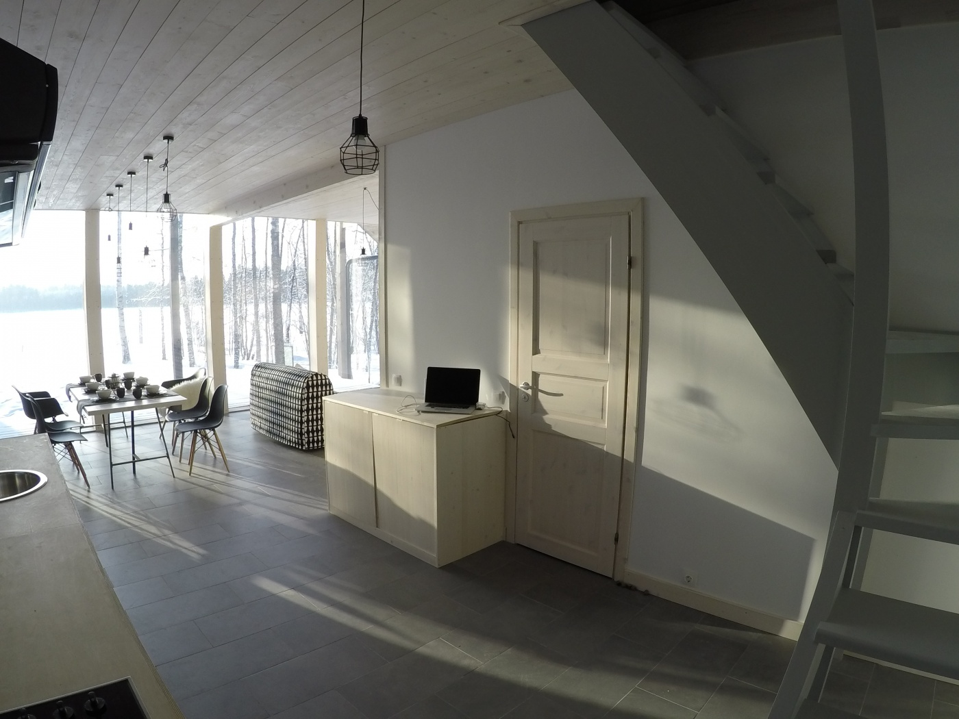 Коттеджный комплекс «Ахвенлампи» Республика Карелия Лофт-хаус «Матриярви», фото 13