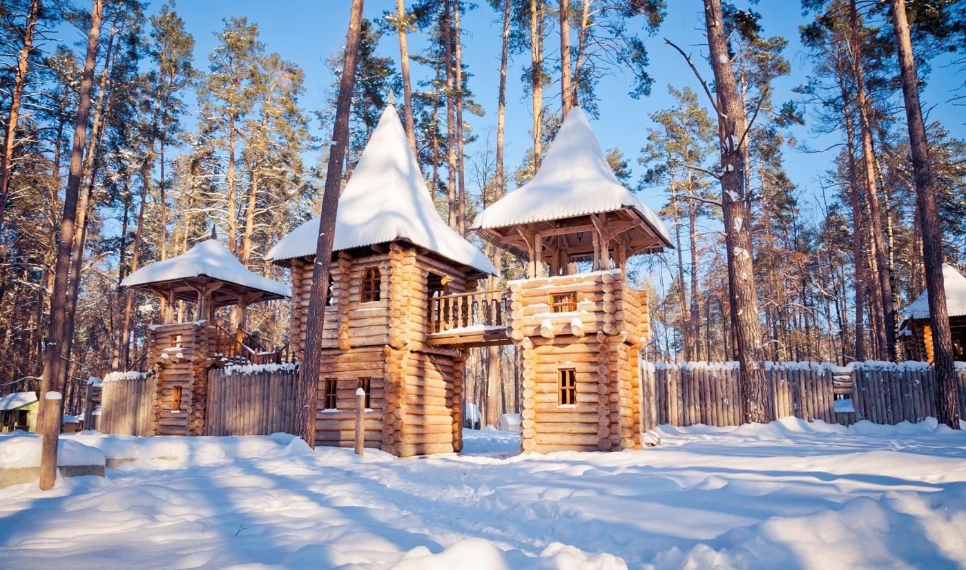 База отдыха «Лесная сказка» Воронежская область, фото 17