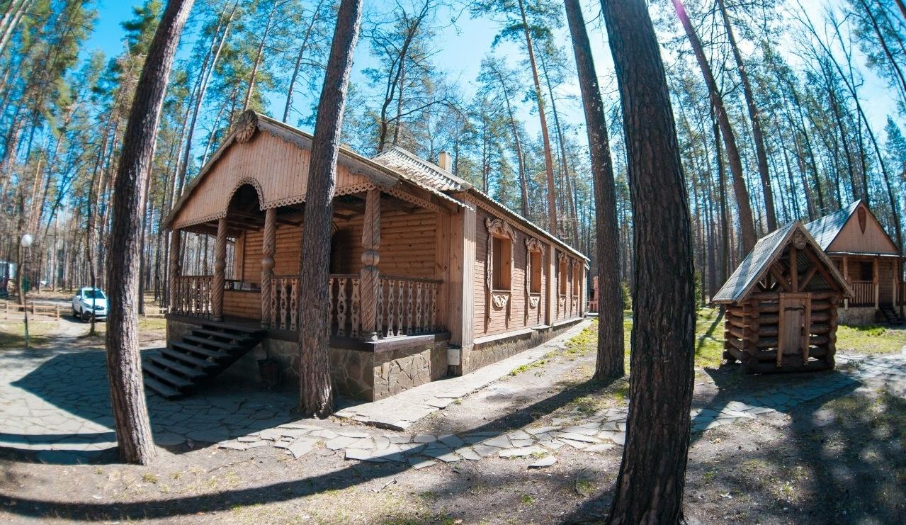 База отдыха «Лесная сказка» Воронежская область, фото 2