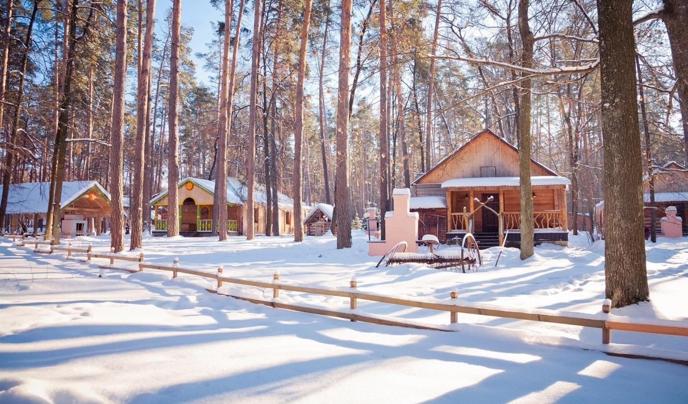 База отдыха «Лесная сказка» Воронежская область, фото 1