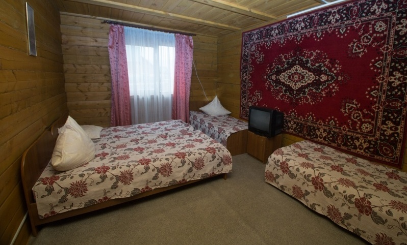 Гостиный двор «Азатей» Иркутская область Номер 4-местный, фото 8