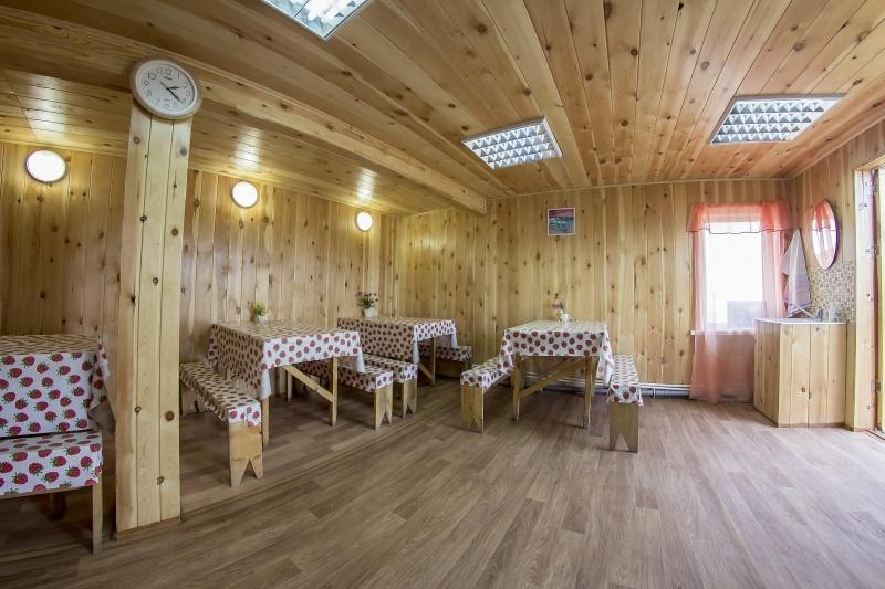 Гостиный двор «Азатей» Иркутская область, фото 8