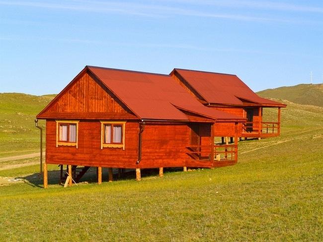 Гостиный двор «Азатей» Иркутская область Номер 4-местный, фото 2