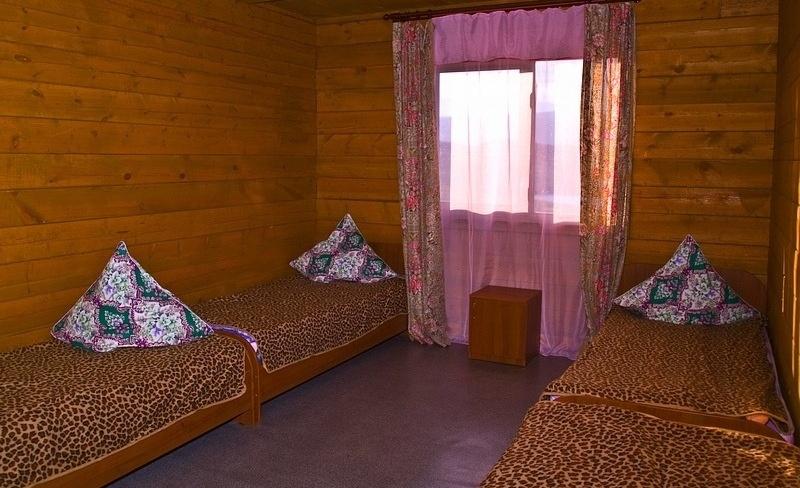 Гостиный двор «Азатей» Иркутская область Номер 4-местный, фото 10