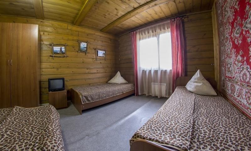 Гостиный двор «Азатей» Иркутская область Номер 4-местный, фото 6