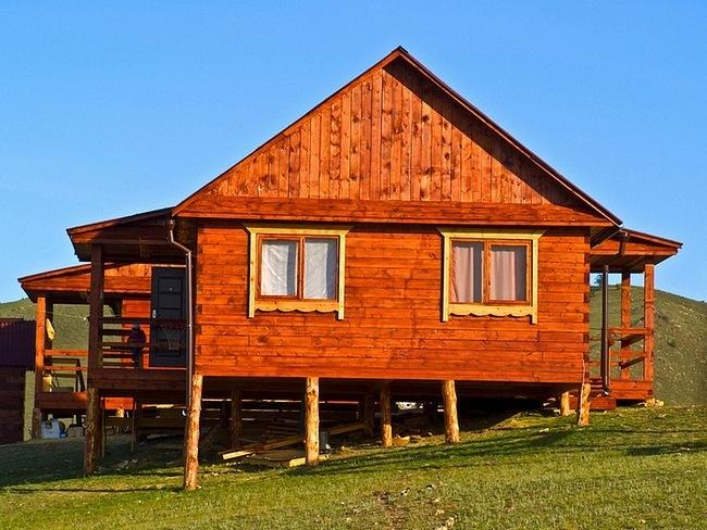 Гостиный двор «Азатей» Иркутская область Номер 4-местный, фото 1