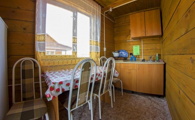 Гостиный двор «Азатей» Иркутская область Номер 4-местный, фото 11