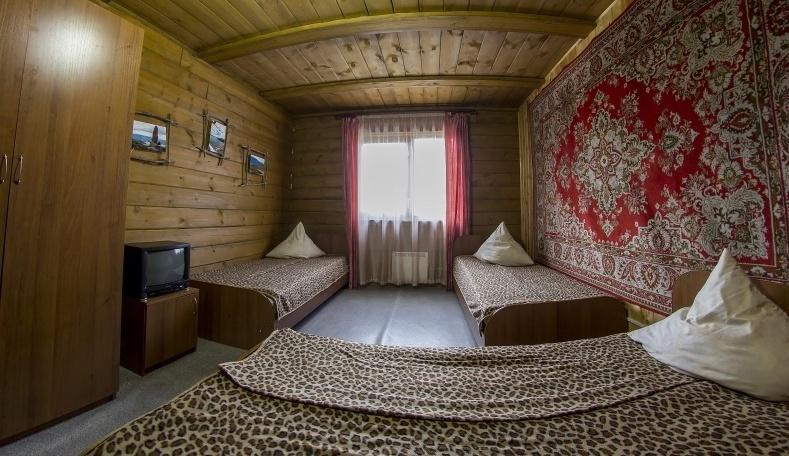 Гостиный двор «Азатей» Иркутская область Номер 4-местный, фото 3