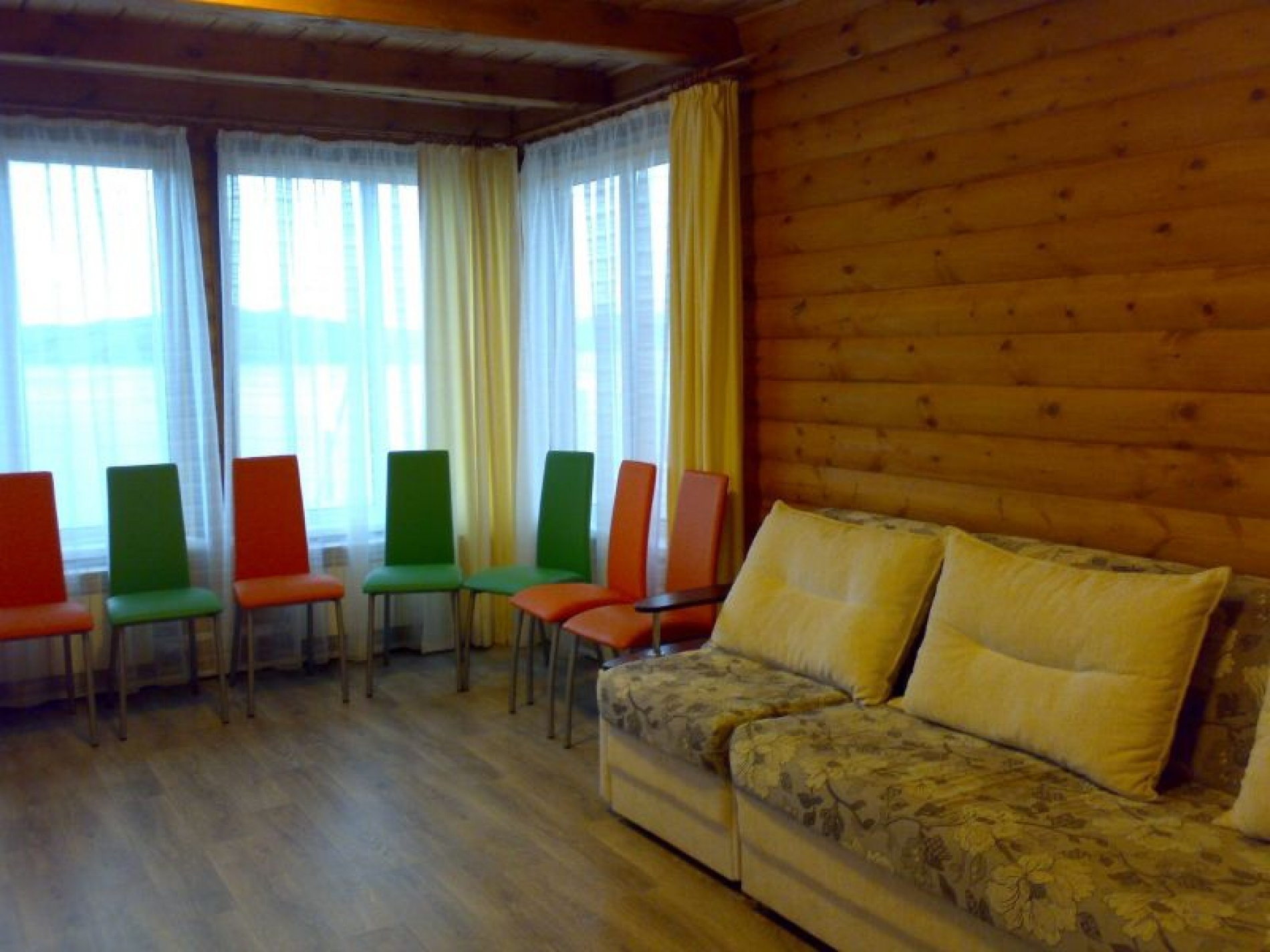 База отдыха «Ветер Странствий» Иркутская область Номер в гостевом доме, фото 3