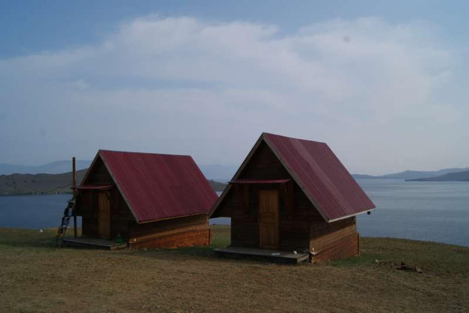 База отдыха «Ветер Странствий» Иркутская область 4-местный летний домик, фото 1