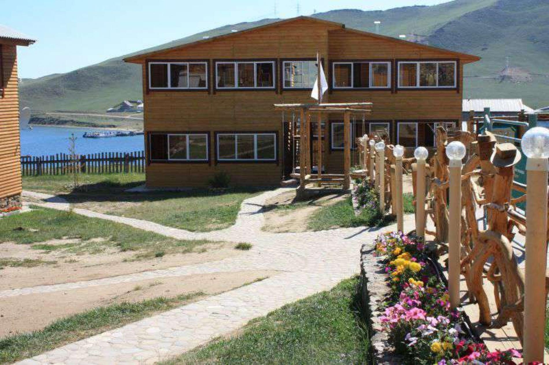 База отдыха «Ветер Странствий» Иркутская область Номер в коттедже № 1, 2, фото 2