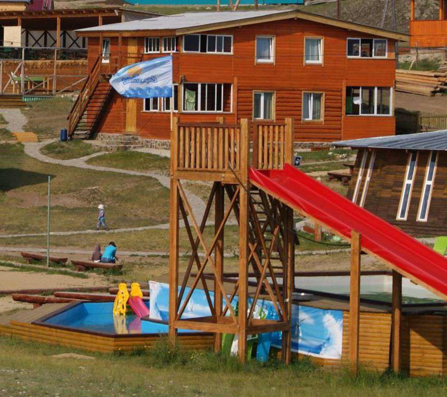База отдыха «Ветер Странствий» Иркутская область Номер в коттедже № 1, 2, фото 1