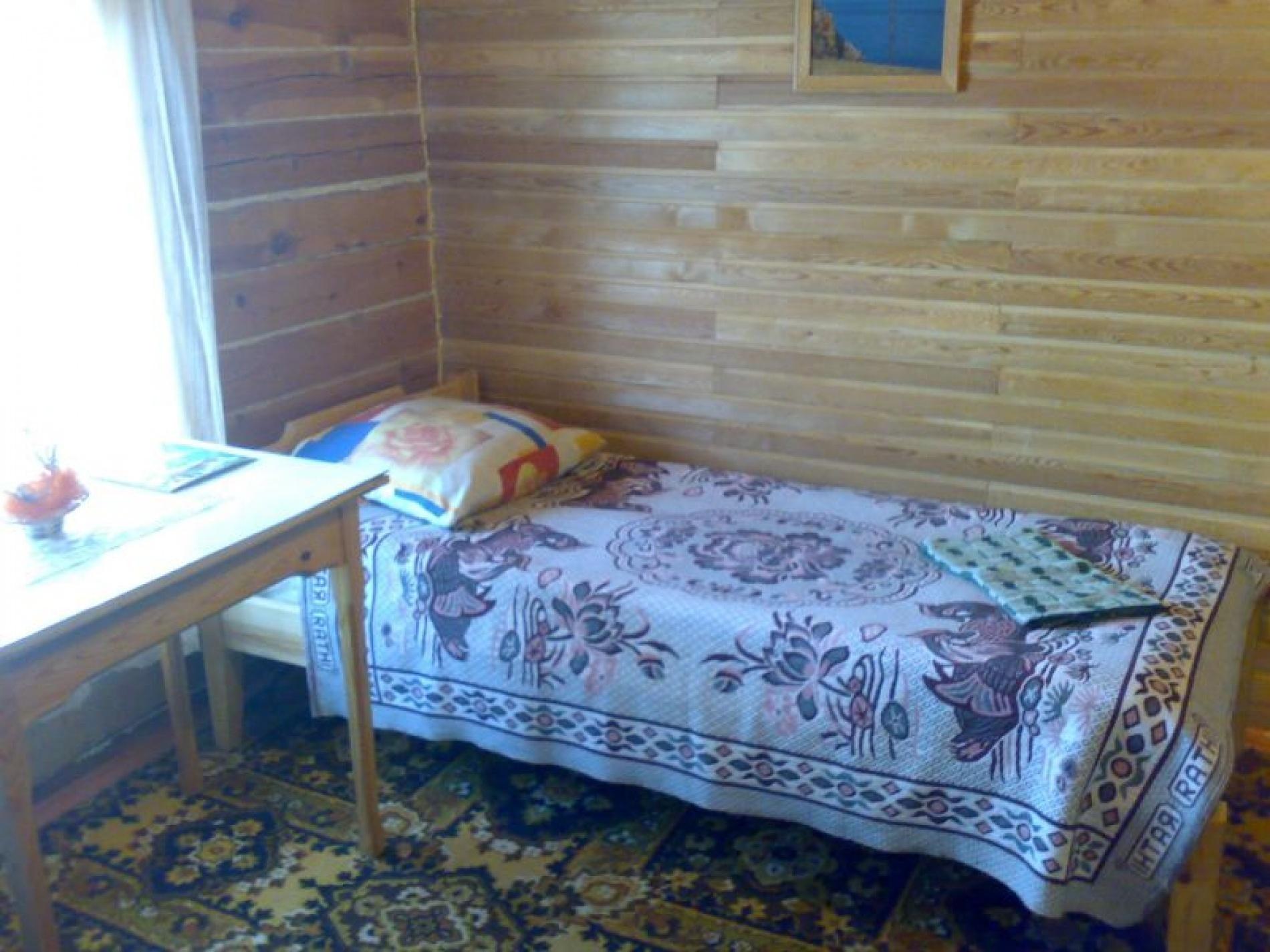 База отдыха «Ветер Странствий» Иркутская область Номер в эконом-гостинице, фото 1